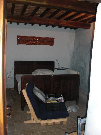 Azienda Agricola Cimbolello: La camera