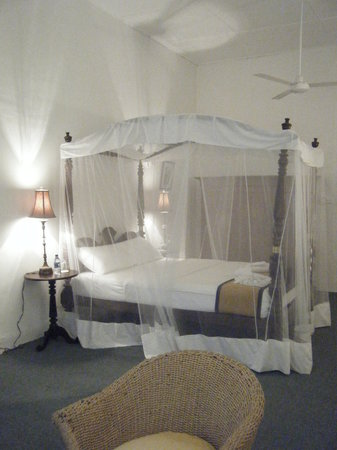 Kirchhayn Bungalow: Our room