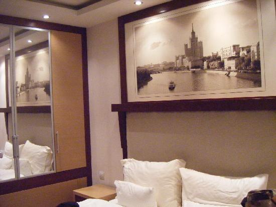 Tulip Inn Putnik Belgrade: la chambre