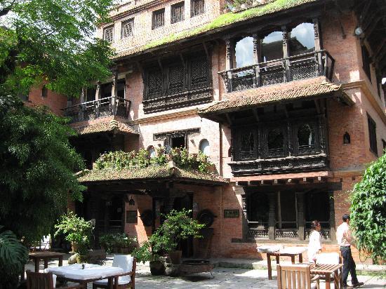 Dwarika's Hotel: Inner Courtyard View