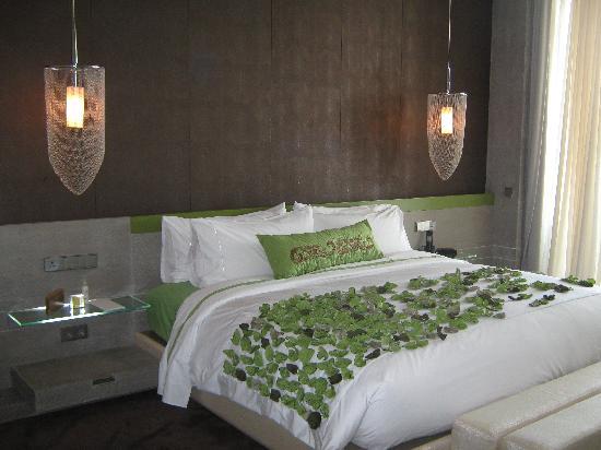 W Bali - Seminyak: Bett