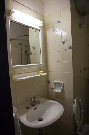 San Gabriele Hotel: Bagno