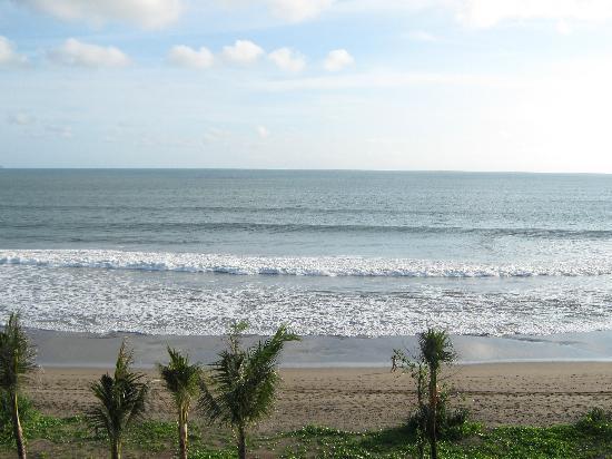 W Bali - Seminyak: Ausblick Zimmer