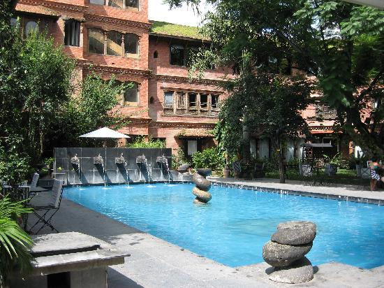 Swimming Pool Picture Of Dwarika 39 S Hotel Kathmandu Tripadvisor