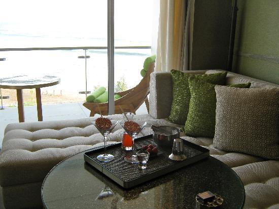 W Retreat & Spa Bali - Seminyak: Zimmer