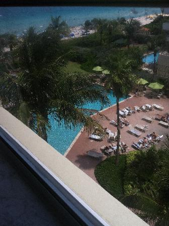 Holiday Inn Miami Beach: room view