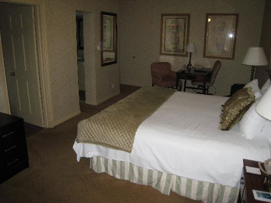Majestic Hotel: My room at the Majestic