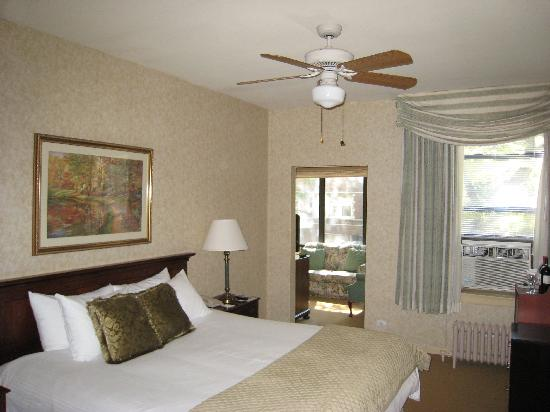 Majestic Hotel: My King Suite room, Room #101
