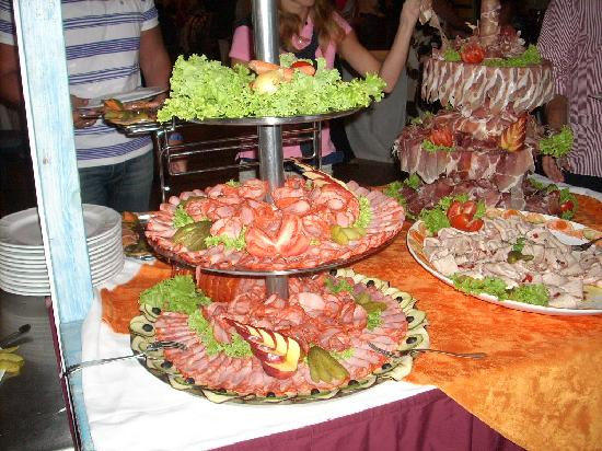 Crioula Club Hotel & Resort: Gli antipasti