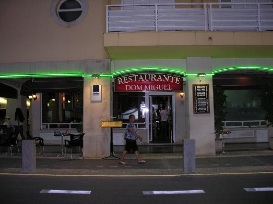 Tempo : Dom Miguel's