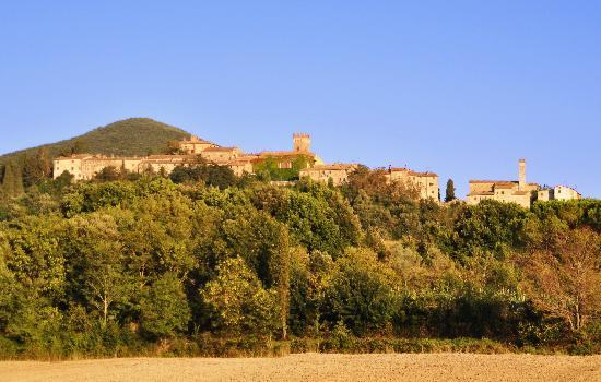 Castello Ginori di Querceto: It all adds up to a wonderful place