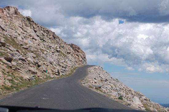Mount Evans: Road to heaven