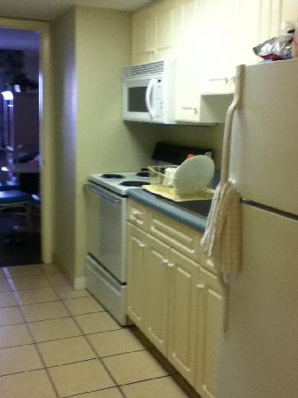 Sandy Beach Resort Kitchen Magnolia Suite