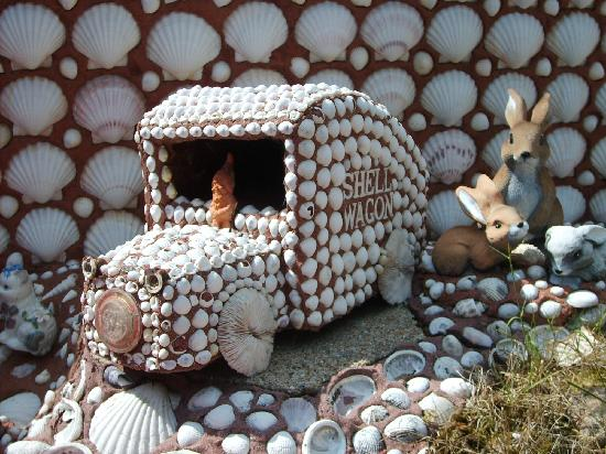 Shell Wagon The Shell Garden Jersey Picture Of The Shell