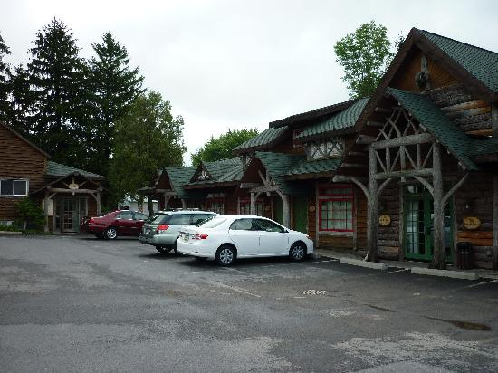 ‪‪Finger Lakes Lodging‬: Cute lodges‬