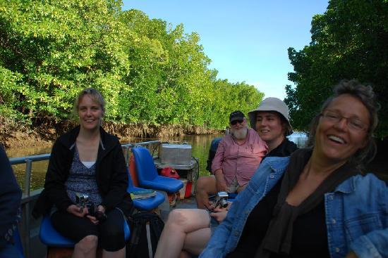 Dan Irby's Mangrove Adventures: having fun