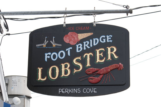 Footbridge Lobster