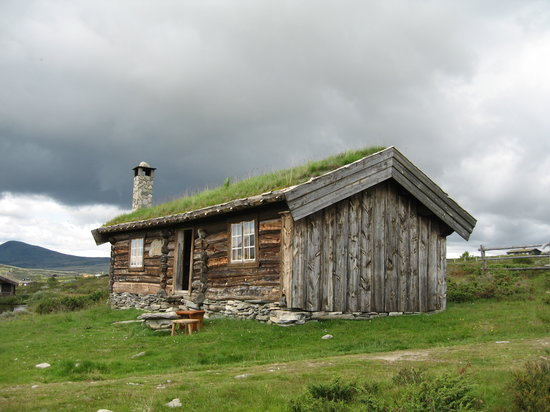 Brekkeseter: suveren hytte til 4 pers.!