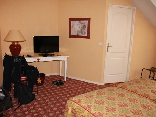 Villa Des Impressionnistes : Vue de la chambre 2