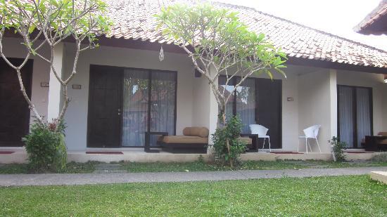 Y Resort Ubud: habitacion