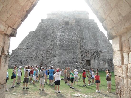 Uxmal Ruins