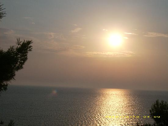 Villaggio Stella del Sud : momento di pace
