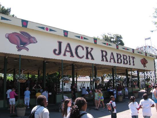 Rochester, Estado de Nueva York: Jack Rabbit coaster