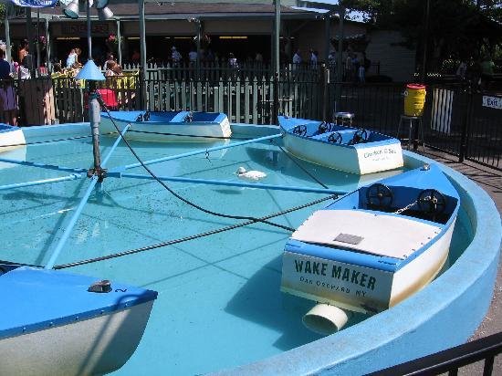 Rochester, Estado de Nueva York: Kiddie boat ride