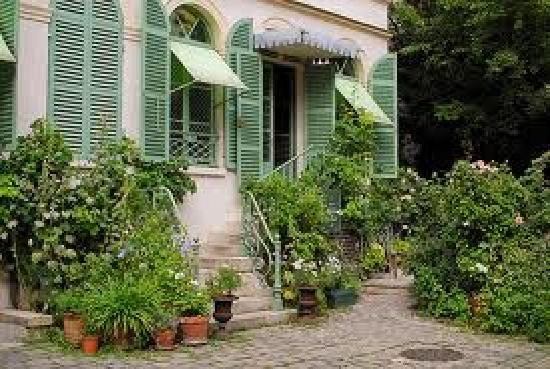 Mus e de la vie romantique photo de mus e de la vie - Jardin du musee de la vie romantique ...