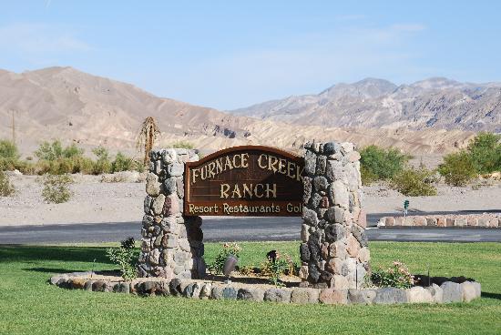 The Ranch at Death Valley: Die Anlage...