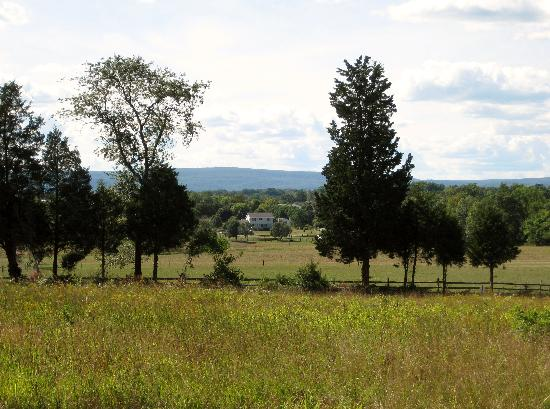 Hickory Hollow Horse Farm: one of the places we rode