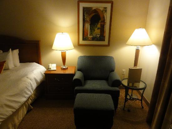 Hilton Garden Inn Poughkeepsie/Fishkill: fauteuil