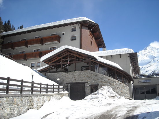 Hotel Abete Blu Santa Caterina Valfurva