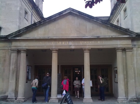 The Assembly Rooms, Bath