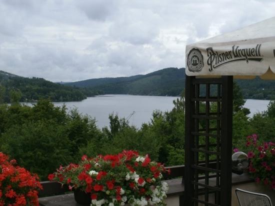 Orea Resort Santon : view from terrace.