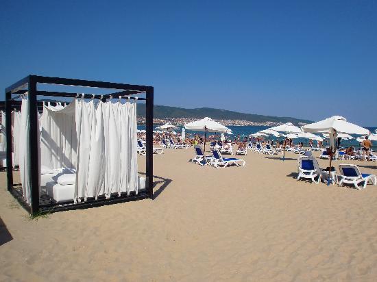 Dune Hotel: Spiaggia2