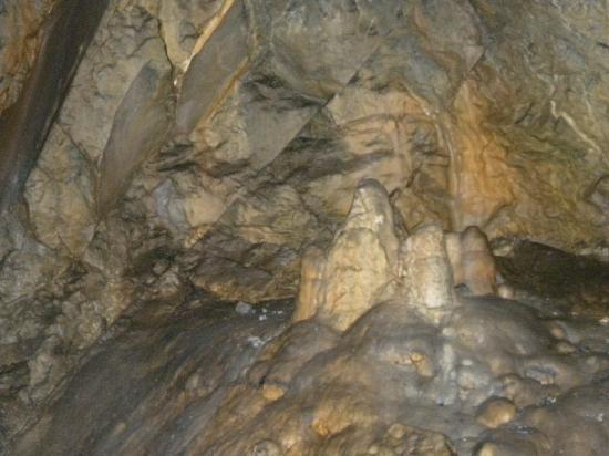 Frabosa Soprana, Italy: concrezioni calcaree