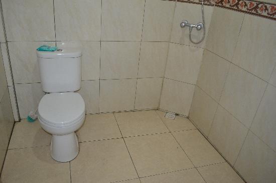 Dewa Bungalows: Banheiro