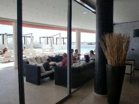 Dune Hotel: Zona bar