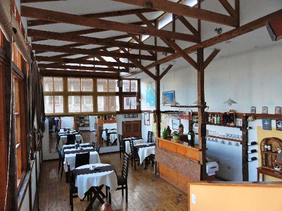 Hotel Da Vinci Valparaiso: The lovely breakfast room on the 3rd floor