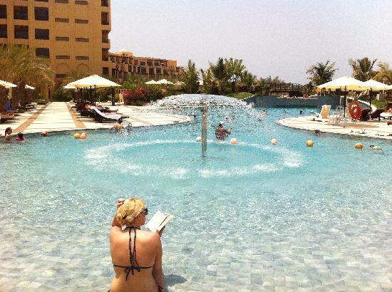 Kids Slide And Covered Pool Picture Of Hilton Ras Al Khaimah Resort Spa Ras Al Khaimah