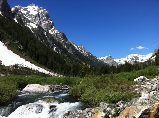 Cascade Canyon Trail