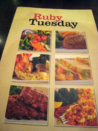 Classic Burger Menu Picture Of Ruby Tuesday Hong Kong