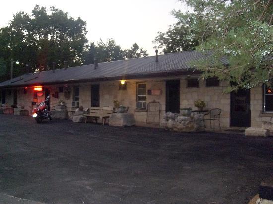 Millstream Resort Motel: Millstream motel