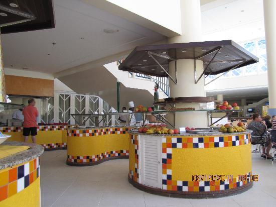 Sauipe Resorts: buffet