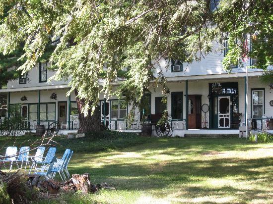 Old Mission Inn: The Inn