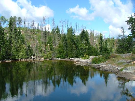 Gunflint Lodge & Outfitters: This is just minutes away from our cabin