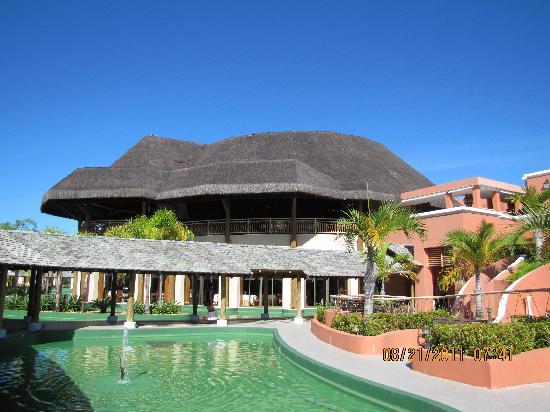 Iberostar Praia do Forte: lobby en lo alto
