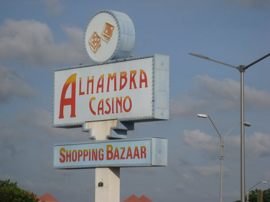 Alhambra Casino Foto