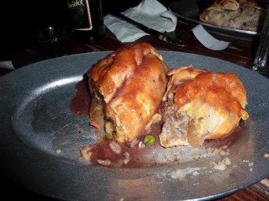 Cornish Pasty Co: Shepherd's Pie Pasty